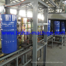 Back Section Steel Drum Production Line