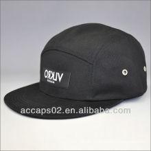 Sombrero personalizado del panel del algodón 5