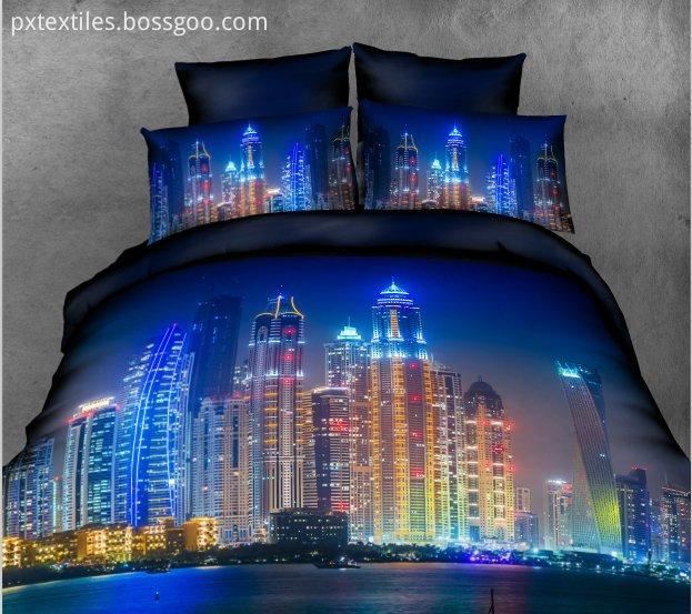 Microfibre Bed Set