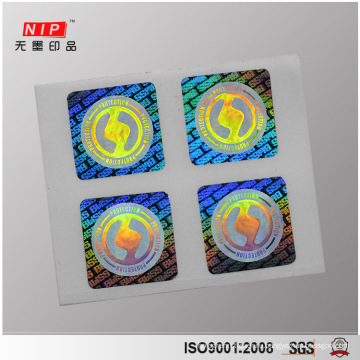 Custom Holographic Cosmetic labels printing
