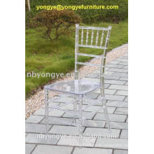 crystal restaurant chiavari tiffany chair