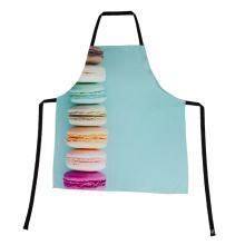 avental do cozinheiro chefe do barista da pastelaria dos biscoitos de shaoxing Macarons personalizado