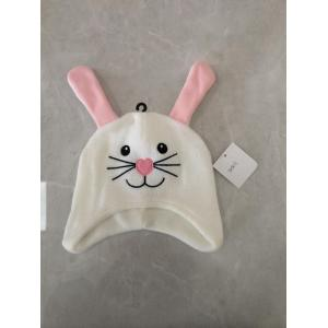 Tier Polar Fleece Futter Cute Knitting Hat