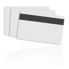 Printable Plastic Blank Test Card Plain Card White PVC Card