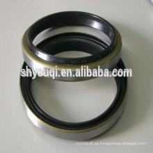 Sello de limpiador hidráulico sello de polvo dkb anillo de goma
