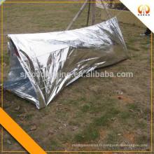 Tente de secours en aluminium