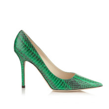 Pop Classical Design High Heeled Ladies Shoes (Y 107)
