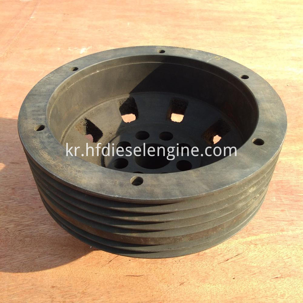 Benz Pulley 7