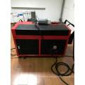 Máquina grande del retiro de la capa de la pintura del óxido del moho del metal de la máquina de la limpieza del laser del descuento 500W