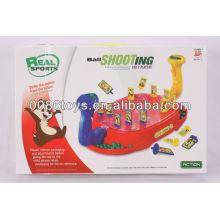 Ball shooting game for 2 player