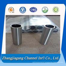 ASTM B338 Pure Titanium Tubes for Extrusion Pipe