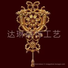 Accessoires de matériaux décoratifs de style européen et de luxe Dl-1100