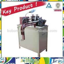 Máquina de manguera flexible galvanizada