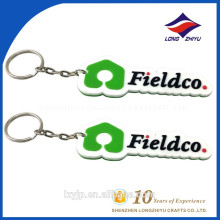 Promotional Metal Spain And Germany Souvenir Keychain