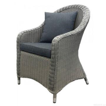 Garden Wicker Furniture Outdoor Rattan Patio Arm Chair