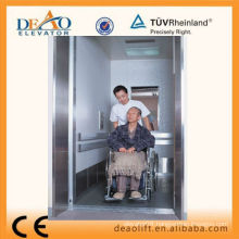 High Speed Bed Elevator with Machine Roomless