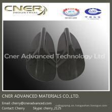 Paleta de fibra de carbono de conjunto completo ajustable de alta resistencia