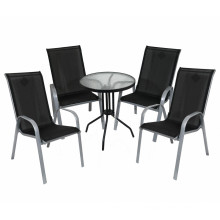 5PCS High Back Mini Garden Furniture