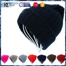 Nuevo diseño de encargo al por mayor al por mayor sombrero de punto de China al por mayor