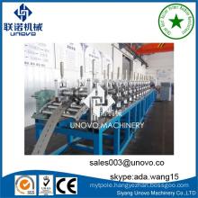 forming steel structure unistrut bracket machine