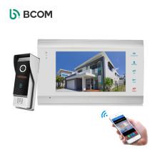 Bcom New arrive WiFi ring doorbell  work with Tuya Smart and IP 65 waterproof