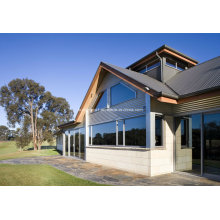 Hyland Luxury Application Double Glass Aluminium Windows