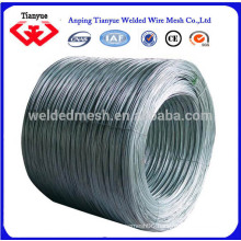 0.7mm-4.0mm Electro Galvanized Wire for Construction Binding Wire