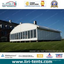 Liri Kuppelzelt für 200 Personen für Sport und VIP-Empfang