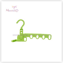 ABS 5-Hole Clothes Hanger (30*18cm)