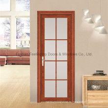 Хорошее качество двойной слой стекла алюминиевые створки передней двери (фут-кадрах, снятых D80)