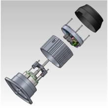NEMA56 Series Permanent Magnet Synchronous Motor