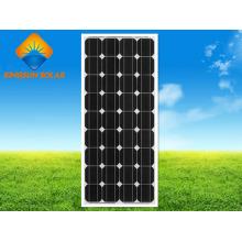Venta caliente potente 130W-160W Mono silicio panel solar