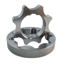 Precision Machined Low Backlash Oil Pump Gear