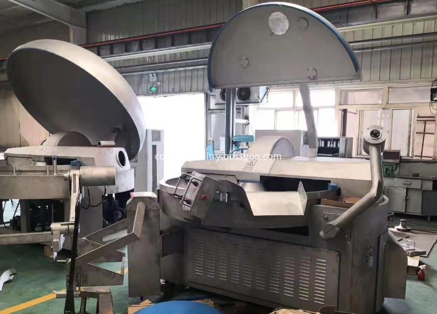 bowl cutter in manufacture