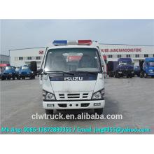 Isuz 600P light duty tow truck,4x2 tow truck wrecker for sale