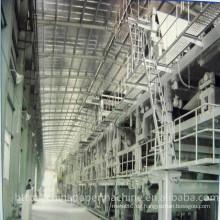 Weißes Spitzen-Duplexbrett-Papier, das Maschine herstellt