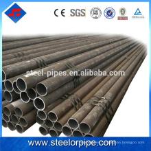 Tubo de acero al carbono espiral soldado