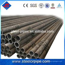 Tuyau en acier au carbone soudé en spirale le plus vendu