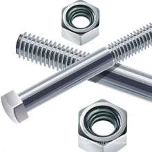 hebei fastener hex bolt grade 4.8/8.8/10.9 M6,M8,M10,M12,M16 din933