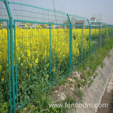 Factory made hot-sale for Triangle Bending Fence Frame wire mesh fence supply to Cuba Importers