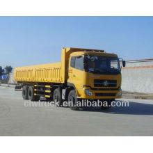 Suministro de fábrica dongfeng 50 toneladas de camión volquete hidráulico