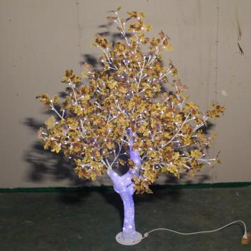 LED Crystal Maple Tree Lights