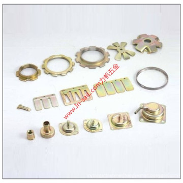 Customized Sheet Metal Stamping Parts Zinc Plated for Car