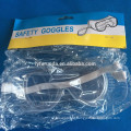 CE segurança transparente googles / óculos de segurança