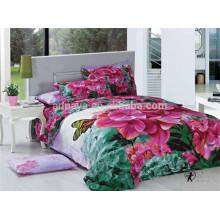 100% Algodón 3D consolador conjunto de ropa de cama Doble reina completa rey Cal rey de Nanjing Annaya