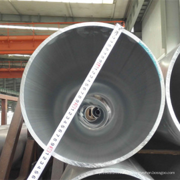 Труба из алюминиевого сплава серии 6 6061, 6063, 6082, 6083