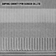 Elemento de filtro de cilindro de filtro de malha de arame sinterizado
