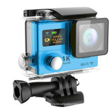 2017 Newst 2.0 Inch Screen 30M Waterproof 4K Mini Action Camera, 1080p sport camera from china factory