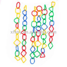 Cycle chain preschool educational toy