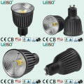 TUV Approbation 6W COB Réflecteur Design GU10 LED Spot